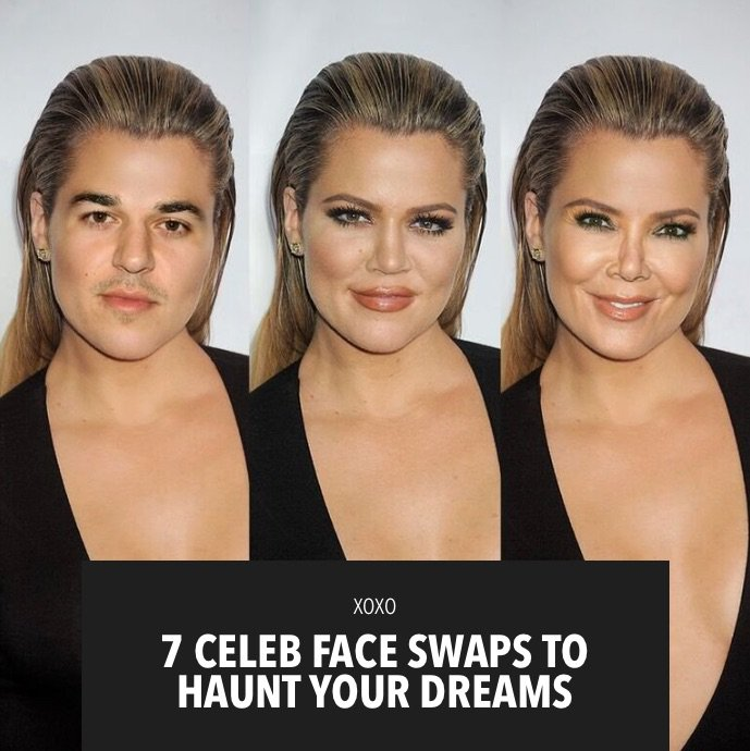 MY face swaps will haunt your dreams, LOL!!! Only on khloewithak! https://t.co/Xiuyc43W6G https://t.co/99aUrr6Jtu