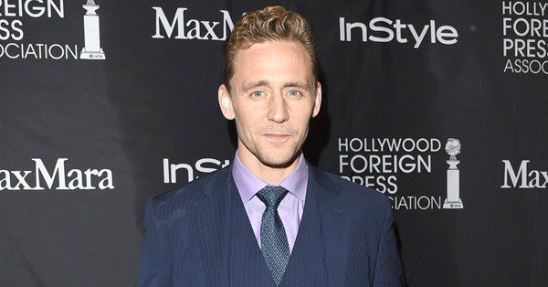 He's British, he's sexy...Tom Hiddleston weighs in on possibly playing James Bond: