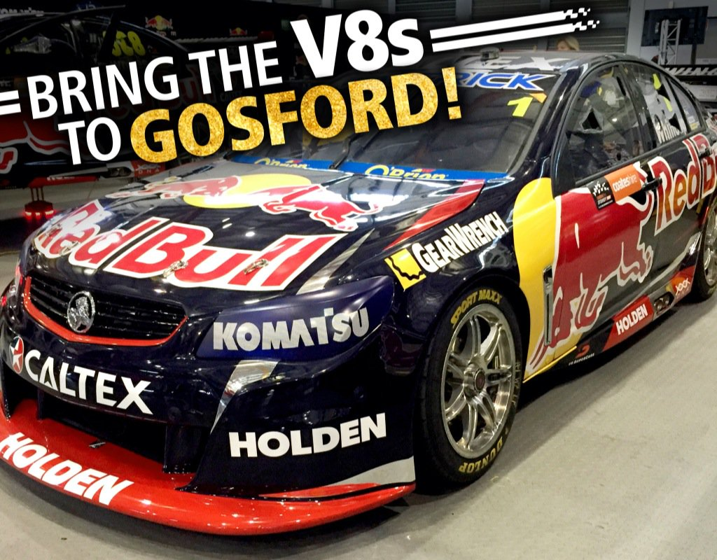 Please re tweet or favourite if you think this would be good for Gosford #v8sforgosford https://t.co/CeT7gtjFTY
