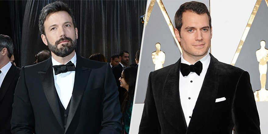 Ben Affleck vs. Henry Cavill: The ultimate sexy-off