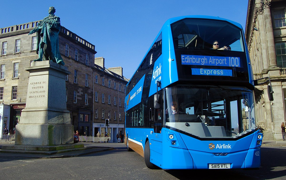 RT @on_lothianbuses: Jetting off from @EDI_Airport this easter? Get there on our Airlink
