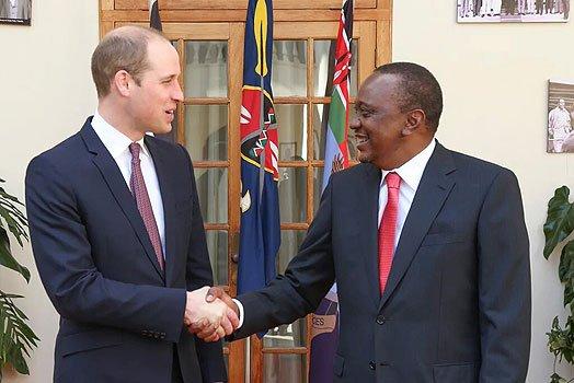 Is Prince William in Kenya for ex-girlfriend's wedding?