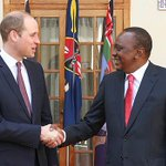 Is Prince William in Kenya for ex-girlfriend's wedding?