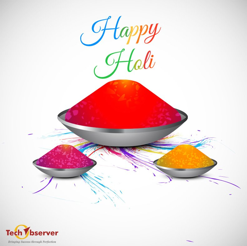 test Twitter Media - #HAPPYHOLI to everybody from team #techobserver ! Don't waste water today, save water! :) https://t.co/QXRK1U46IS