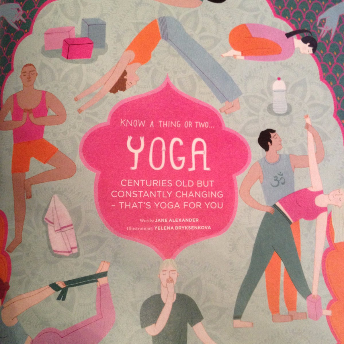 Love @simplethingsmag & thrilled to write for it - giving the lowdown on #yoga in the new issue.  :-) https://t.co/tTfpUmC4GY
