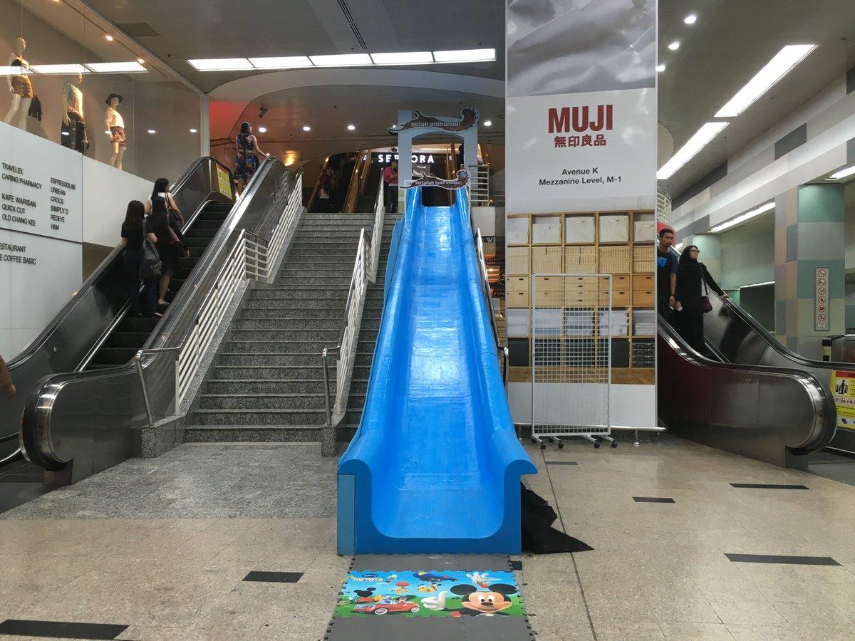 There's an (adult) slide in Avenue K! https://t.co/sWsty7PlFl https://t.co/veylpjf1ce