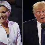 .@megynkelly, who rarely opines on Trump controversies, had just one-word: