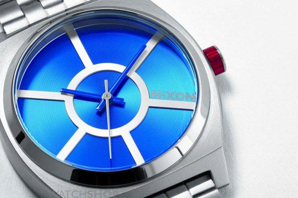 Win A Limited Edition Nixon R2-D2 Star Wars Watch w/@WatchShop @StarWarsUK #StarWars https://t.co/kPl6J0FNhM https://t.co/bjAZV3QPtq