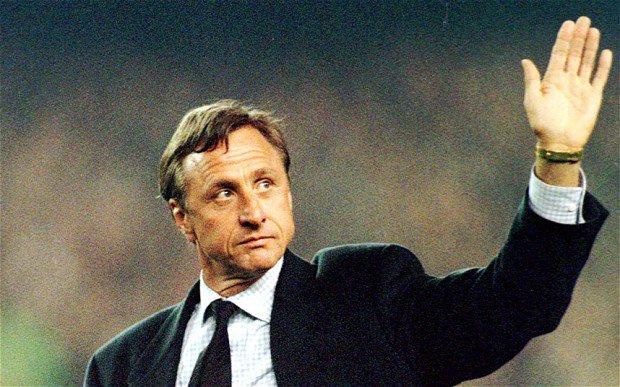 Gràcies per tot Johan. Se'ns en va un mite del futbol, del Barça i del Crackòvia. #Cruyff https://t.co/R3NkMBq8o3