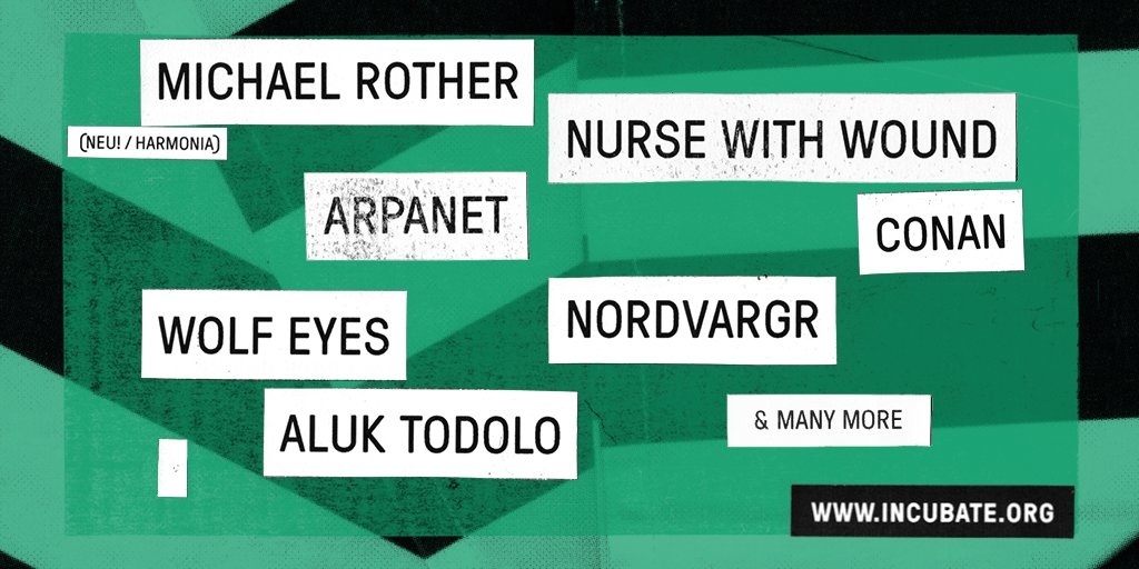 MAY EDITION LINE-UP  https://t.co/UK2KRMPOf3 https://t.co/f6Son7m8l6