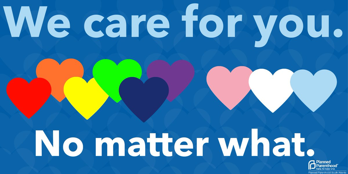 Despite yesterday's extreme sweeping anti-LGBT law, PPSAT will continue to care for all patients, no matter what. https://t.co/e7xLCXejCh