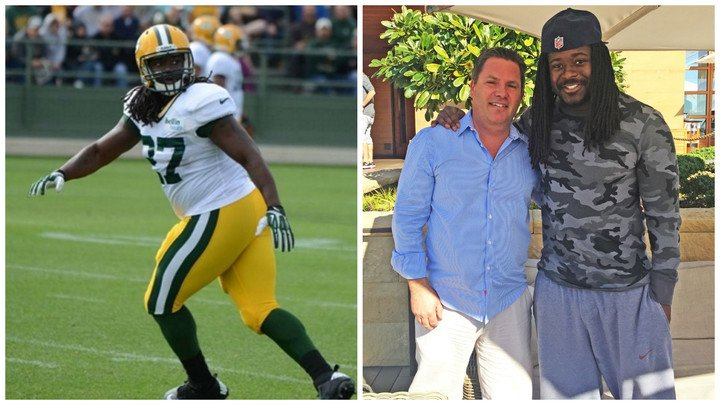 Eddie Lacy Before And After Eddie Lacy is in great...