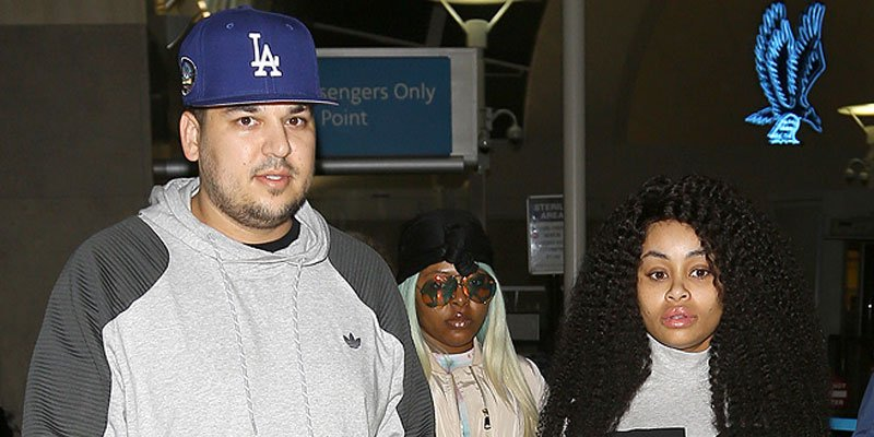 Kris Jenner is 'super stoked' about Rob Kardashian and Blac Chyna