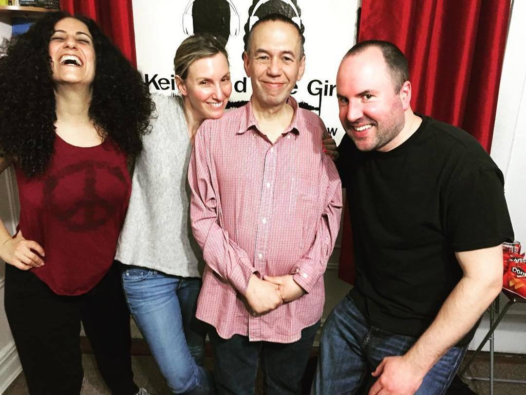 Our episode with @RealGilbert and @DaraGottfried is now available! Check it out here: … https://t.co/4Mb1Cnuy3Z https://t.co/XlDbK16K1a
