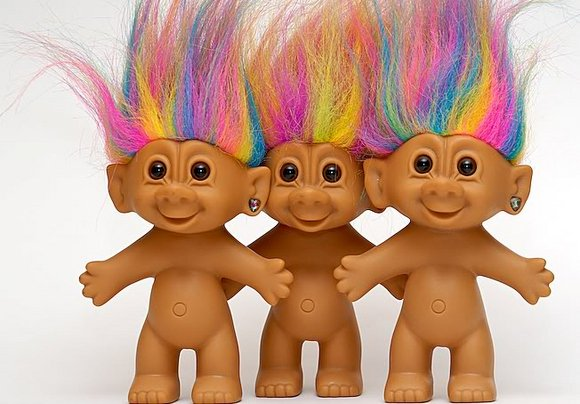 For Whom The Bell Trolls #90saBook https://t.co/atF16hxgUa