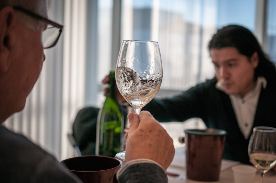Think you could be a wine taster for KLM?