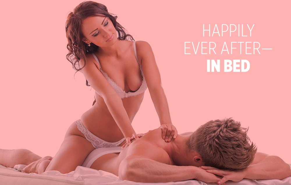 The female happy ending massage