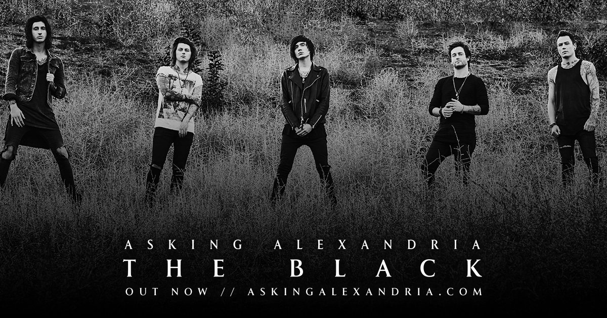 New album #TheBlack is now available everywhere. Get it here: https://t.co/7gxjR5rEjC https://t.co/RbcZEipSXl