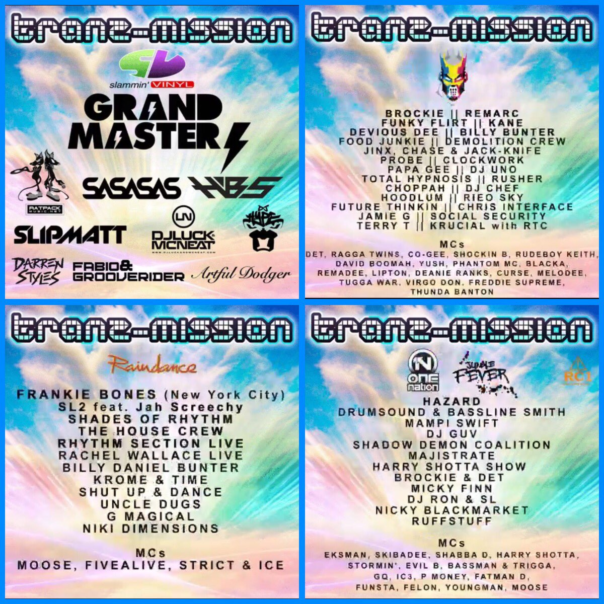 PLEASE RETWEET. London's Rave Festival  tranz-mission Sunday 25th September 2016 #festival #dnb #koollondon #rave https://t.co/l2AnRwlgav