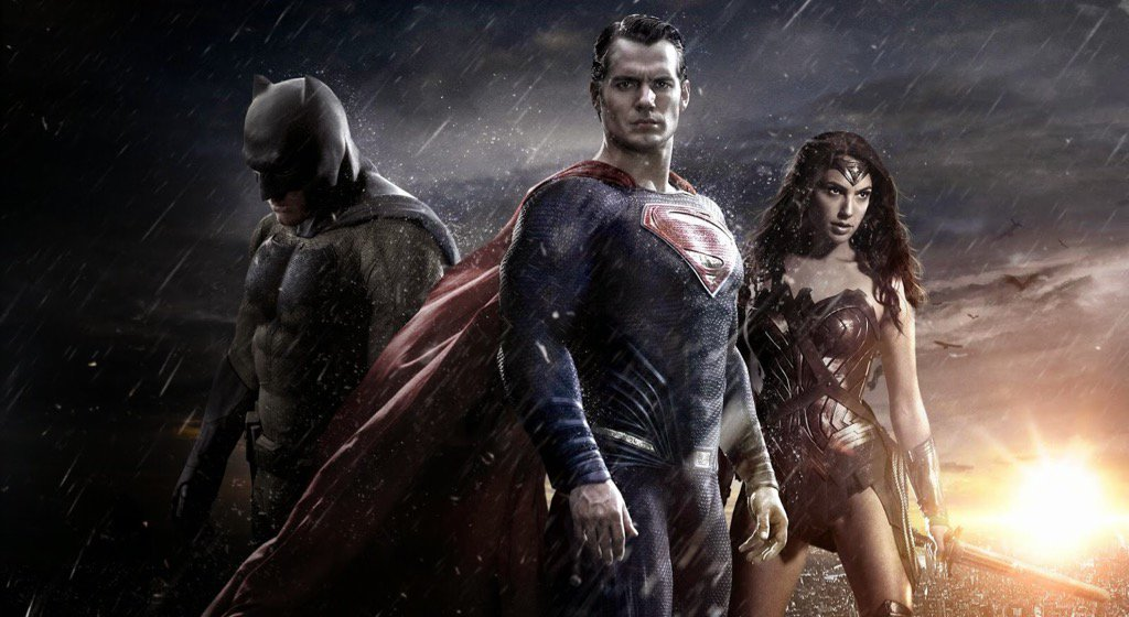 Affleck surprised me. A little. I still wanna bang Supes; nothing's changed there. And hellooooooo, Wonder