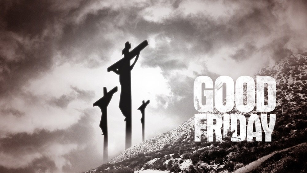 Because He died, ALL sin was forgiven! Because He LIVES, Life is worth living! Thank God for Jesus! #GoodFriday https://t.co/9BKKRhxX1m