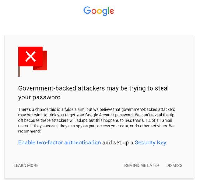 New gmail warnings are *solid*. https://t.co/IaeJGqkJkF https://t.co/iaK4fQQYyi
