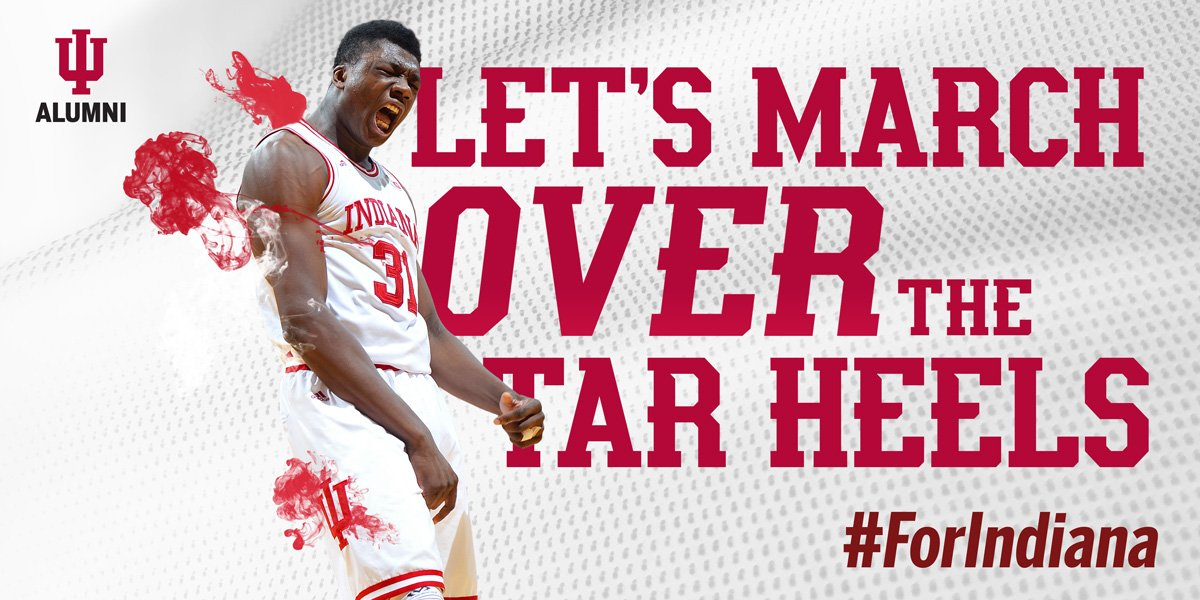 It's game day, Hoosier Nation. Time to #ShowYourStripes #ForIndiana! Retweet if you're ready for tonight's game! https://t.co/Z9wxNPRStr