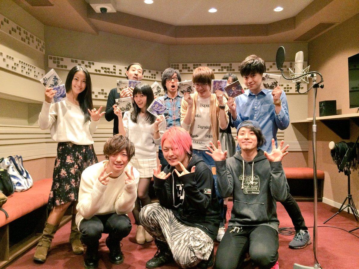 【最終話!!】この後24:30〜TOKYO MXでヘヴィーオブジェクト第24話放送!2クールに渡りOPを担当させていただ