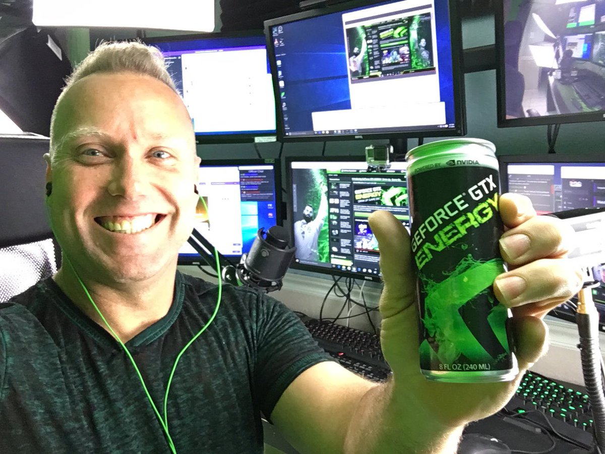 Enjoying my GeForce GTX Energy https://t.co/a05HidaB6y @nvidiashield #rulethelivingroom https://t.co/l8DoiKI4lI