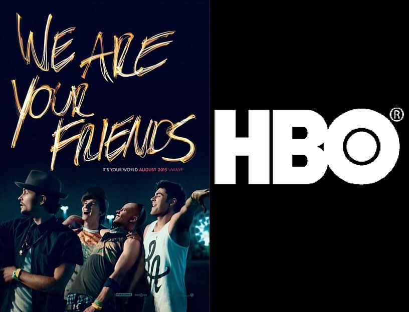 WAYF is now on @HBO which means some kid out there is going to see it a million times whether he wants to or not. https://t.co/u9WXUvRdo3