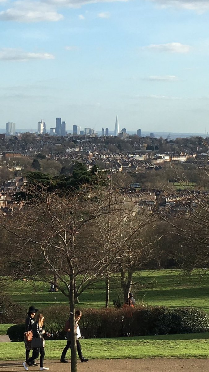 View from Alexandra Palace Xx