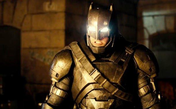 Ben Affleck on Batman's