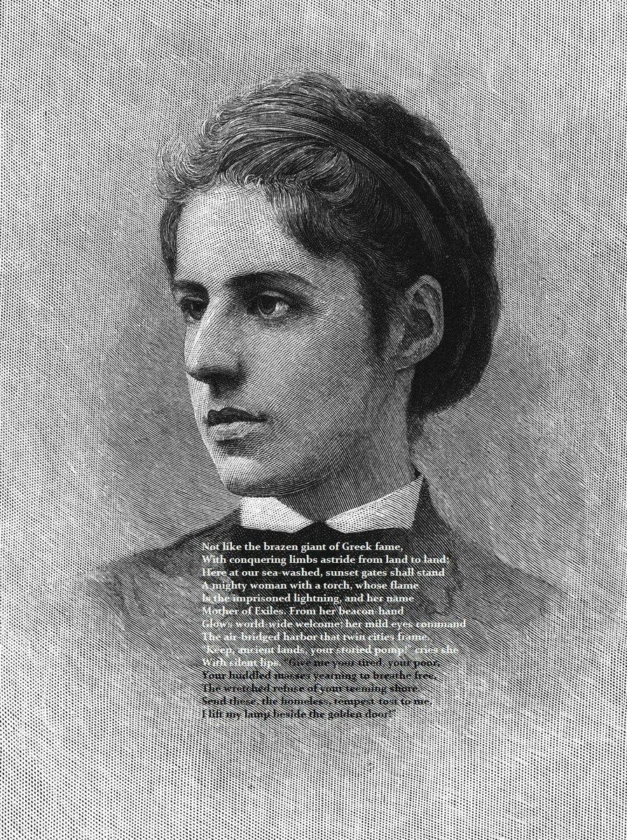 Emma Lazarus deutsch