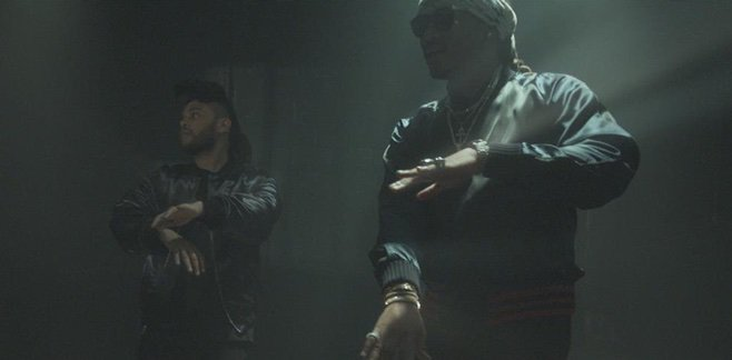 """Watch @1future and @theweeknd's new """"Low Life"""" video https://t.co/LdAm1nGcnQ https://t.co/G2uv45NFqD"""