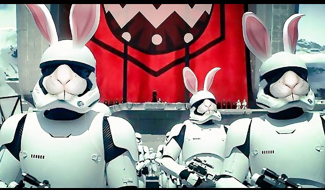 @greggrunberg are these the #easter bunnies you've been looking for on #PurpleDay ? https://t.co/diztfRf0S2