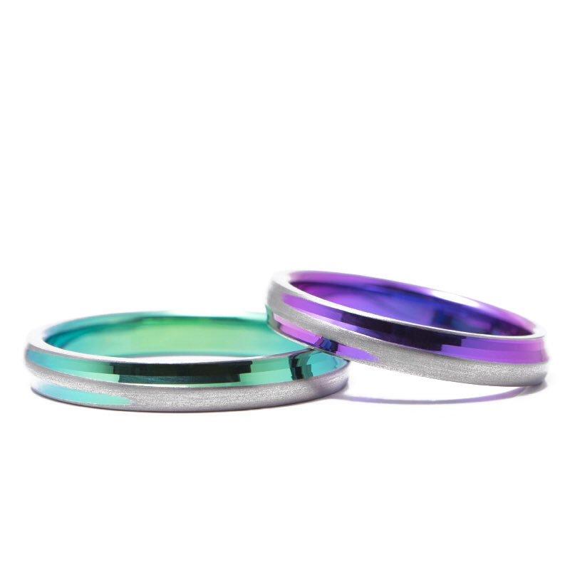 ちなみにここの指輪、ほとんどこんな感じで、例えば十日夜って指輪もこの緑紫のデザインですよ。こっちのがアピール度高い。 https://t.co/nUgZAsyJjZ https://t.co/p5kYPTlpFd