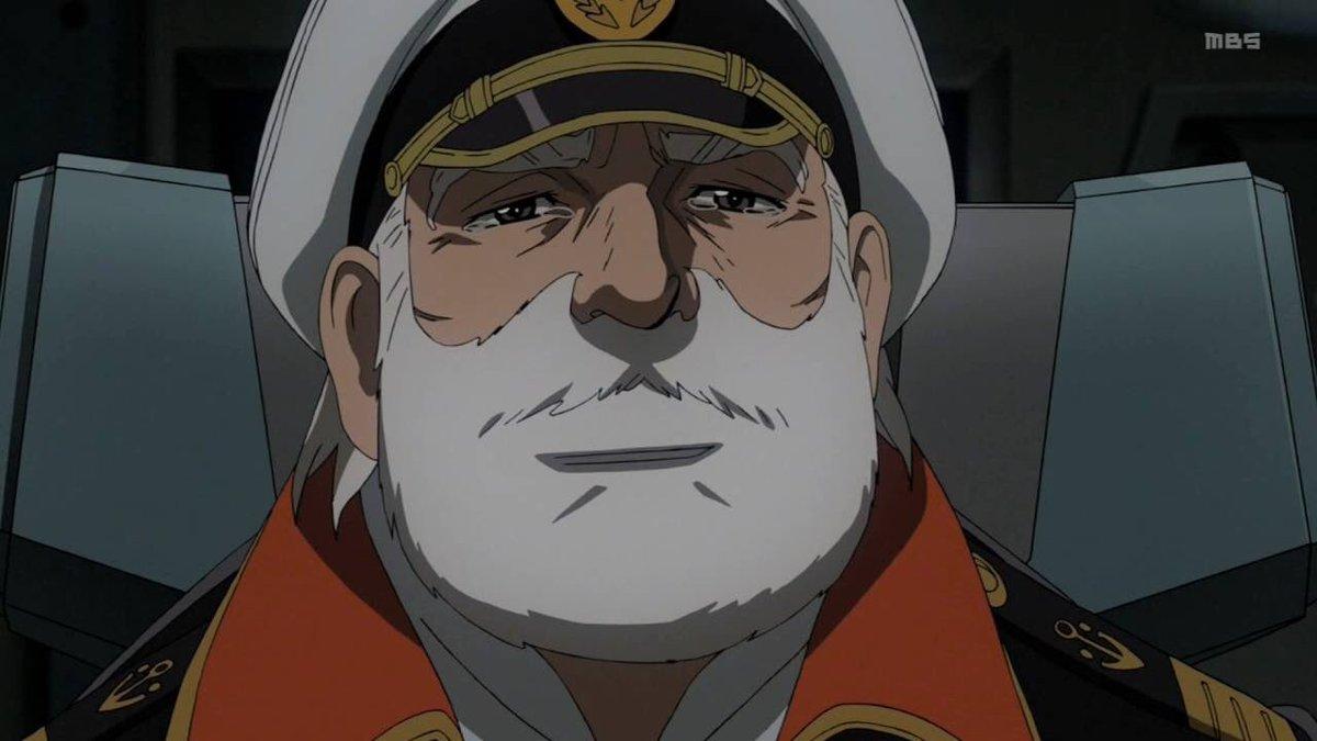 #お前らガチ泣きしたシーン晒せよ・宇宙戦艦ヤマト    宇宙戦艦ヤマト2199 最終回の沖田艦長の最後「地球か…何もかも
