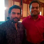 RT @Muhd_Shariff: THANK YOU @ActorMadhavan for being patient and taking picture with everyone at Rupini's Women Wellness Seminar. https://t…