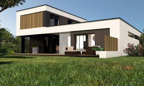 En Bretagne, une maison neuve positive qui produit plus d'#énergie qu'elle n'en consomme ! https://t.co/fQymLu94JF https://t.co/SDqtVd5czQ