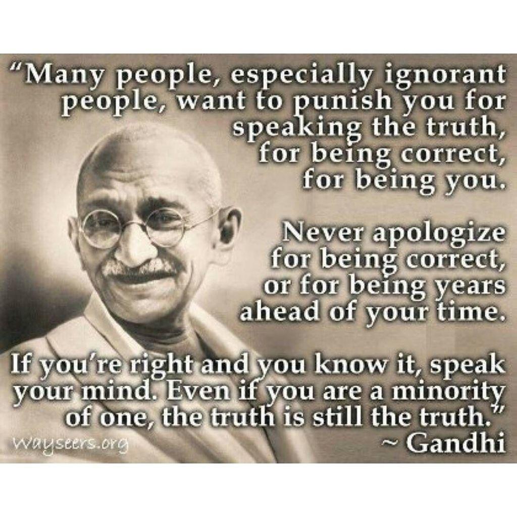 #gandhi #mahatmagandhi #mahatma #quotes #gandhiquotes https://t.co/T6ad51SaQA