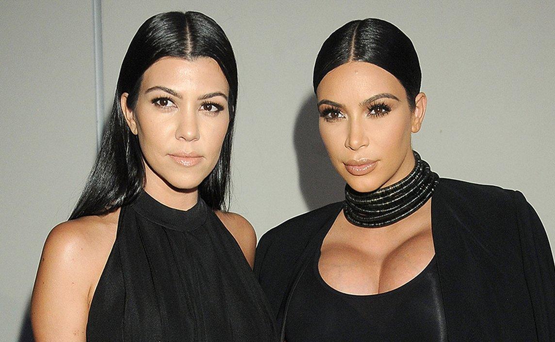Kris Jenner shares Easter throwback photo of Kim and Kourtney Kardashian: