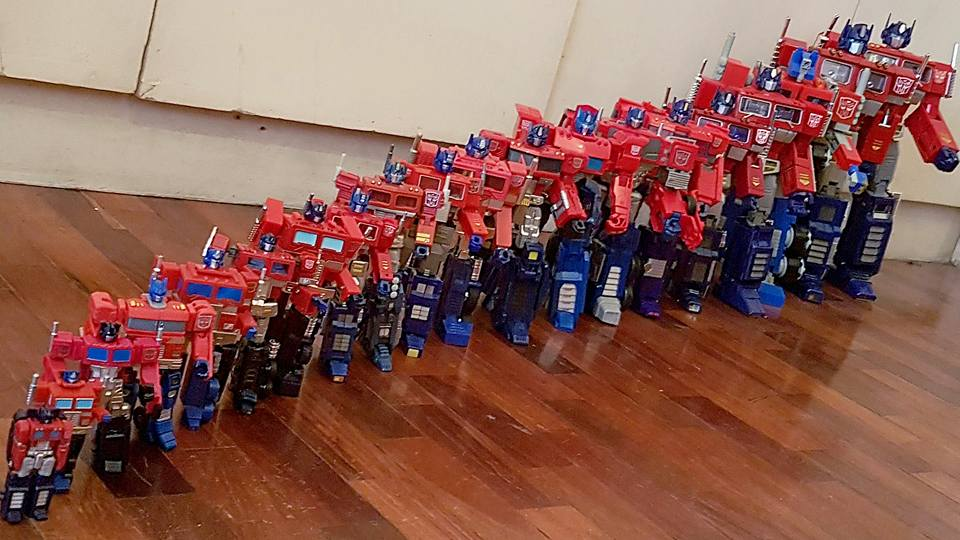 Dope pic of the day! Photo Cred: Johnny Disini. We've got u covered get #OptimusPrime here: https://t.co/cRgVwGgbq4 https://t.co/eVGOUoLbSJ