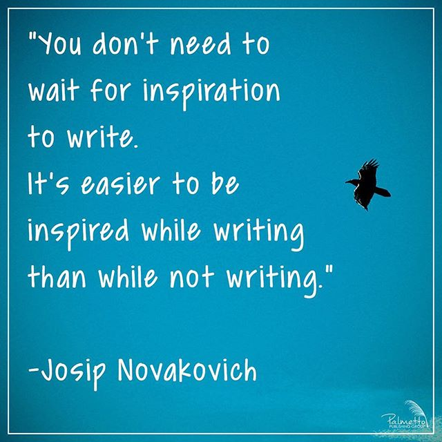 #selfpublishing  Write! What are you writing today? https://t.co/qYTQKBLEKR