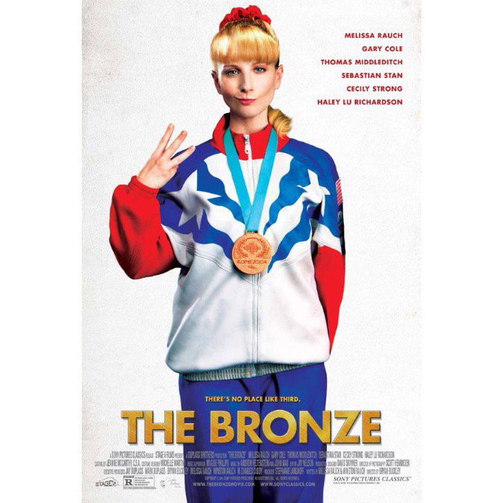 If you're looking to laugh and feel things like emotions & laughter, see @MelissaRauch in The Bronze this weekend! https://t.co/1e8LPM6UEm
