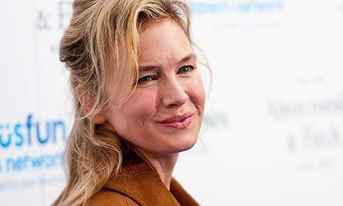 Here's what Renee Zellweger had to say about THOSE comments about her changed appearance: