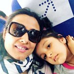 Super Cute ???? #Namrata @urstrulyMahesh & #Sitara https://t.co/0LXIJEkDt1