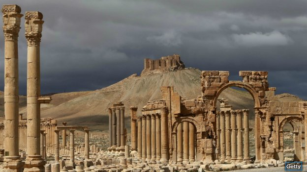 'Excellent news' Syrian antiquities chief welcomes recapture of Palmyra from IS https://t.co/DTC8tR2MSf https://t.co/Mjc58wymn8