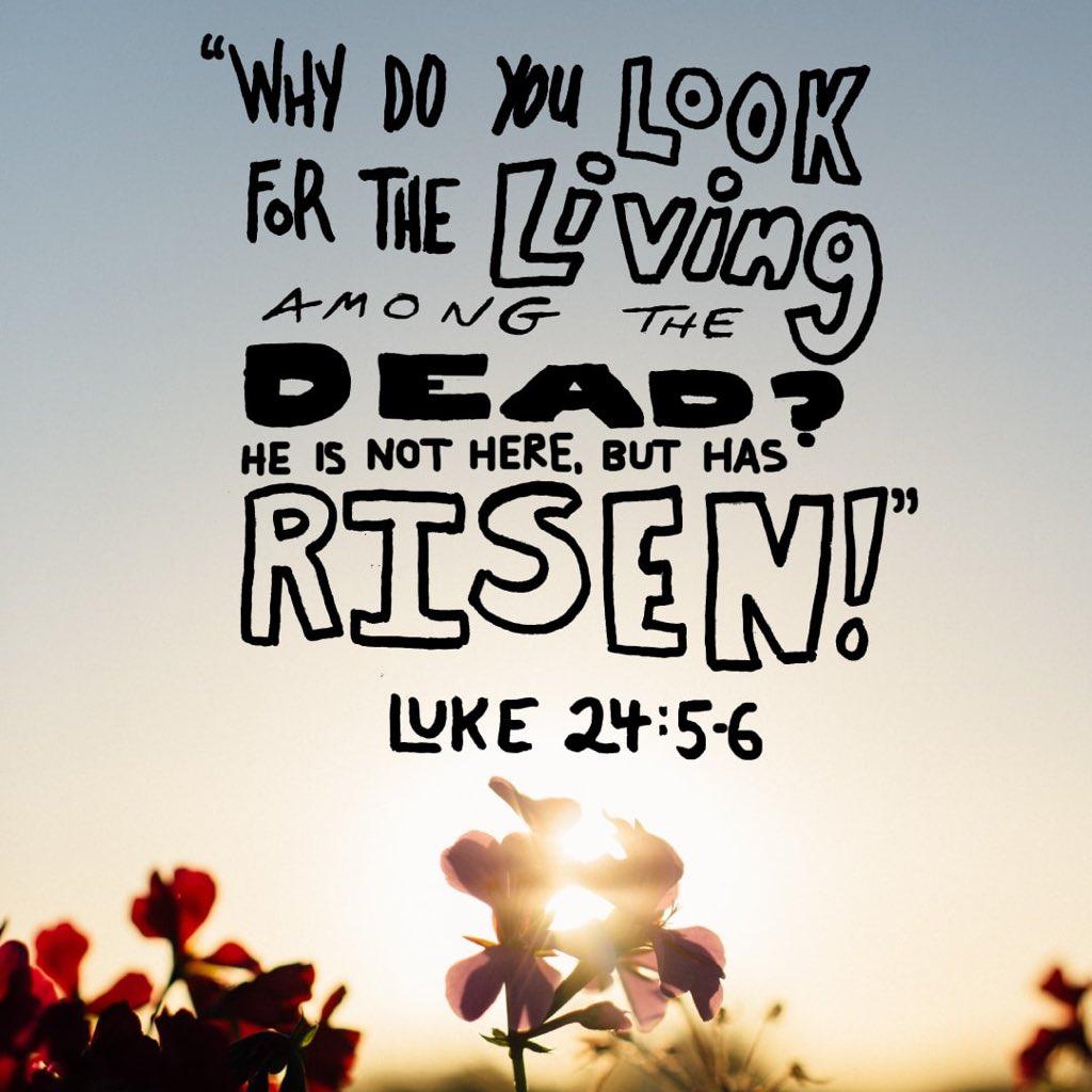 He Is Risen! #HappyEaster https://t.co/6jHgkZyhSH