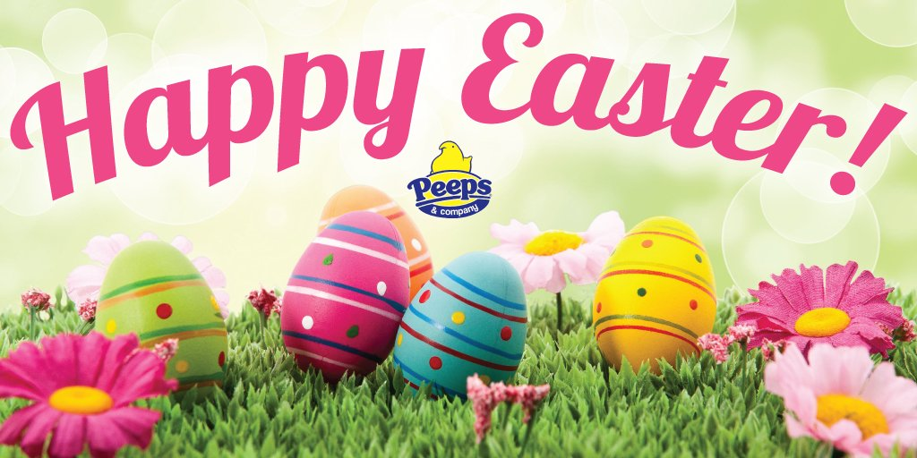 We wish you all the hoppiest #Easter!