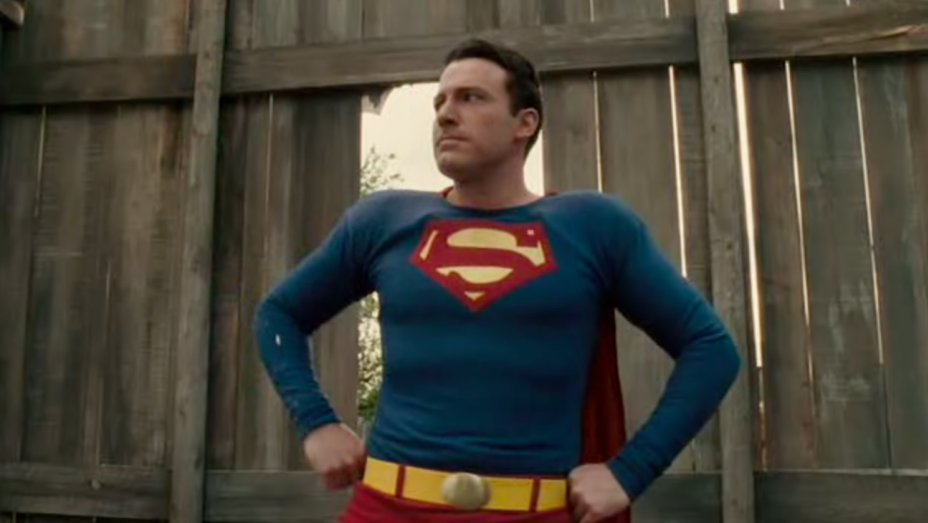 Remember when Ben Affleck played Superman in Hollywoodland?
